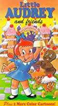 Little Audrey and Friends: Tarts and Flowers, Goofy Goofy Gander, All's Well, Somewhere in Dreamland VHS