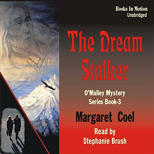 The Dream Stalker audiobook cover art
