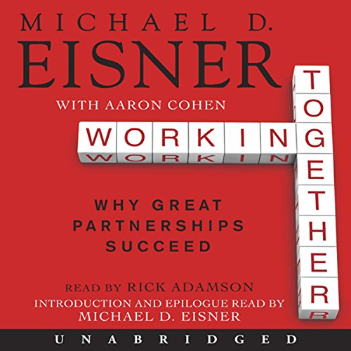Working Together audiobook cover art