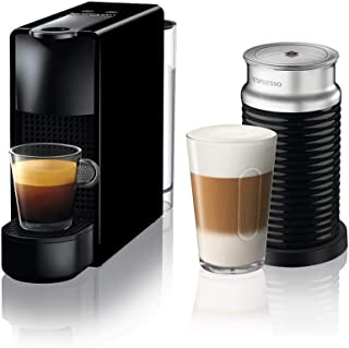 Nespresso C35 Essenza Mini Bundle, Siyah