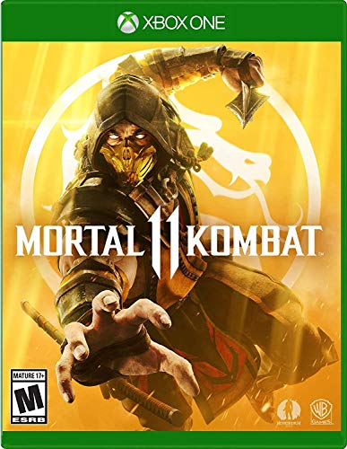 Mortal Kombat 11 – Xbox One Standard Edition