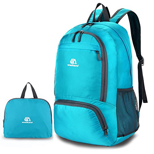 sac à dos d'escalade Femmes de plein air poids léger Bleu