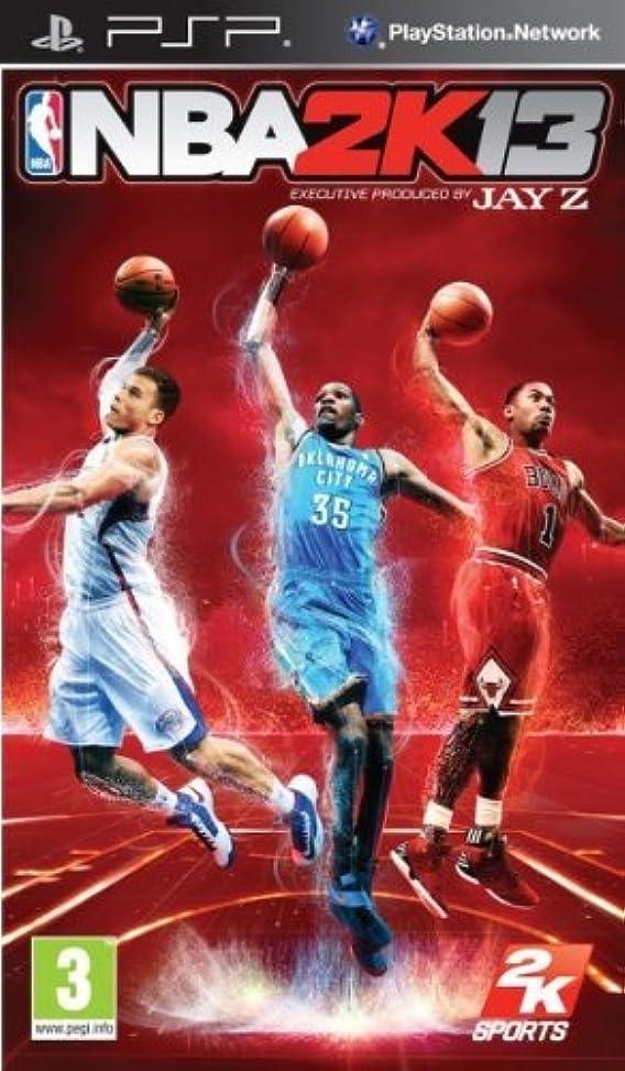 回る階下薬理学GIOCO PSP NBA 2K13 by 2K Games [並行輸入品]