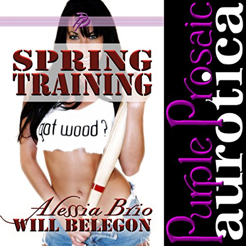 Spring Training audiobook cover art