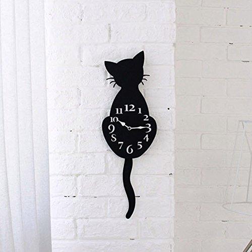 Reloj de Pared Reloj de Pared Funciona con Pilas Sin tictac Silencioso Cuarzo Europeo Retro Rústico Dormitorio,Elegent Retro Clock Relojes de Cuarzo,Clock Size:30cm(H)
