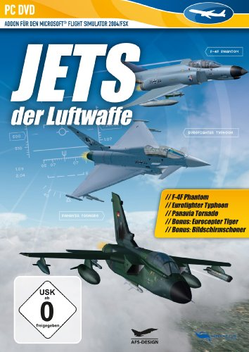 Flight Simulator X - Jets der Luftwaffe