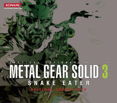 Metal Gear Solid 3 : Snake Eater: Original Soundtrack