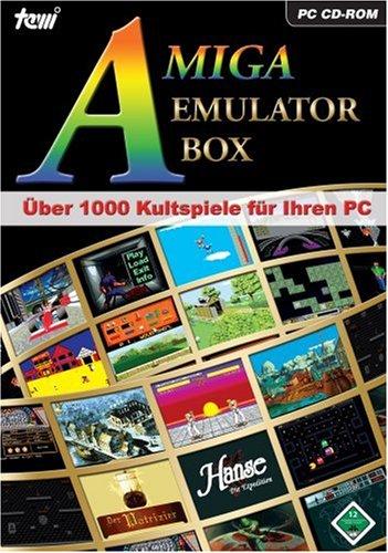 Amiga Emulator Box