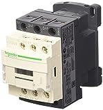 Schneider Electric LC1D09B7 contacteur TeSys LC1-D, 3P, 9 A, 440VAC-3, bobine 24VCA,...