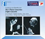 Klavierkonzerte 1-5 (Gesamtaufnahme) - eorge Szell
