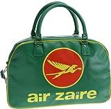 Logoshirt Air Zaire, Sac bandoulière - Vert, Synthétique