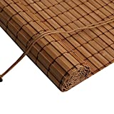 TTBB Outdoor Sunshade, Custom Blinds, Shading Sunscreen, Customizable, Light-Transmissive, Fresh Shutters for Indoor, Privacy Window Blind, Partition, Sun Conservatory, Louver Window