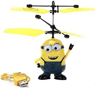 لعبة طائرة مروحية مينيون للاطفال