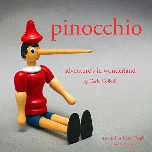 Pinocchio's Adventures in Wonderland cover art
