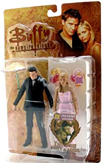 Buffy the Vampire Slayer PROM BUFFY and ANGEL Action Figures by Diamon