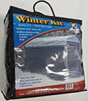 Lucky Dog 5' x 25' Winter Screen Kit side cloth-CL 06324