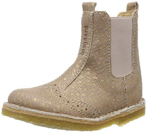 Bisgaard Mädchen Nori Chelsea Boots, Pink (Nude Square 720), 30 EU