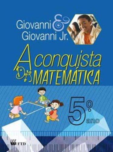 A Conquista da Matemática. Ensino Fundamental I. 5º Ano