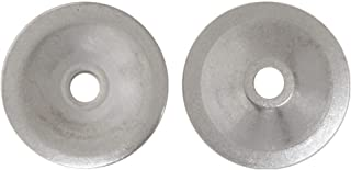 GG Grand General 98104 2 Inches Steel Flange for Buff Wheel