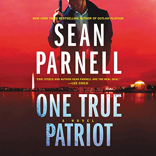 One True Patriot Audiobook By Sean Parnell cover art
