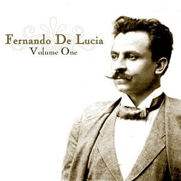 Fernando De Lucia, Vol. 1