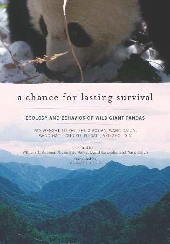 A Chance for Lasting Survival: Ecology and Behavior of Wild Giant Pandas (Smithsonian Contribution to Knowledge) (English Edition)