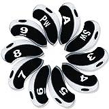 Andux Anzahl golf Schlägerkopfhüllen Golf
