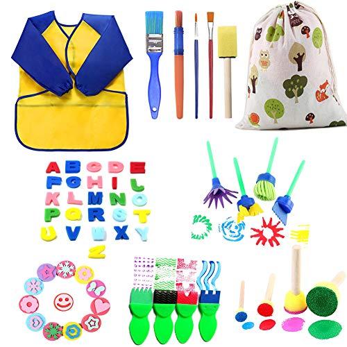 tempere kit bambini Kit di Pittura per Bambini