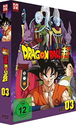 Dragonball Super - TV-Serie - Vol. 3 - [DVD]