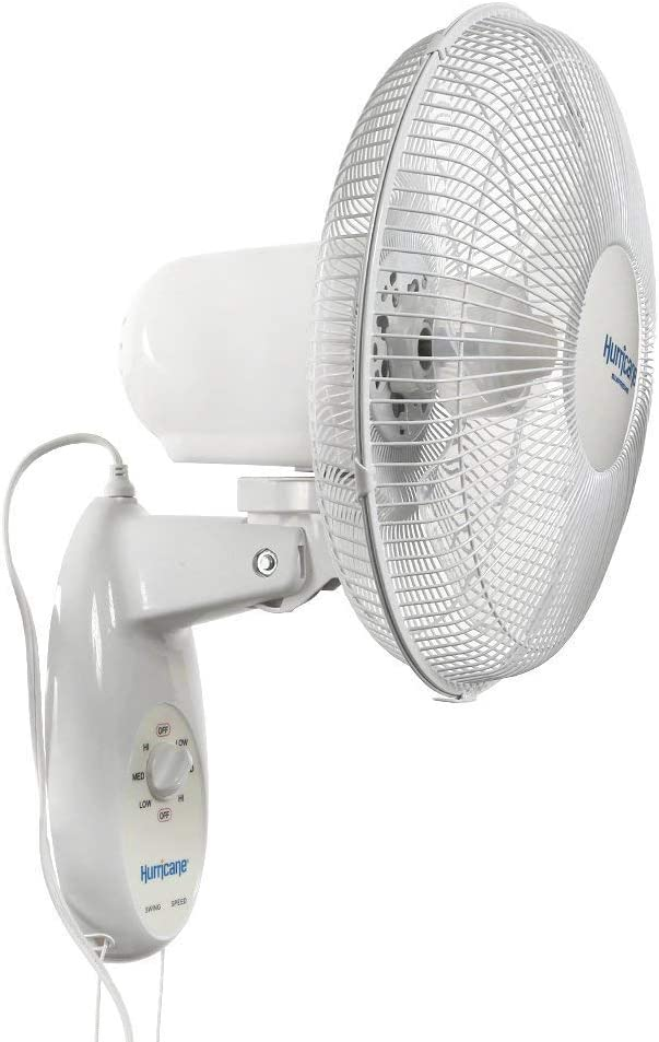 SD Life Inexpensive Wall Mounted Fan Oscillating Outd Ranking TOP10 12 Speed Indoor 3 Inch