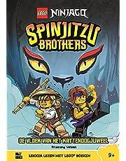 LEGO Ninjago: Spinjitzu-broeders - De vloek van het kattenoogjuweel