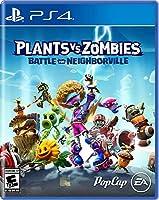 Plants Vs. Zombies Battle for Neighborville(輸入版:北米)- PS4
