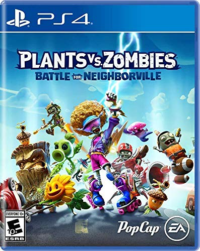 Plants Vs. Zombies: Battle for Neighborville for PlayStation 4 [USA]