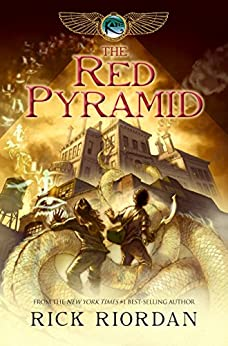 The Kane Chronicles, Book One: The Red Pyramid by [Rick Riordan]