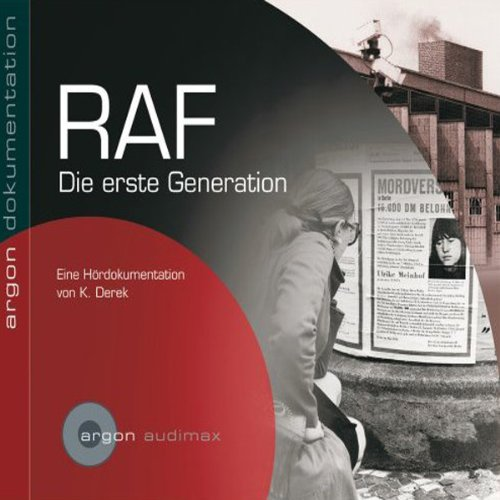 RAF. Die erste Generation audiobook cover art