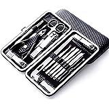 爪切りセット ネイルクリッパーシザーネイルトリマー、マニキュアペディキュアセットのための女性の男性の爪男性女性のネイルドリルキットヘビーデューティ指の足ネイルカッターネイルツールは、ノートパソコンのカメラはキット