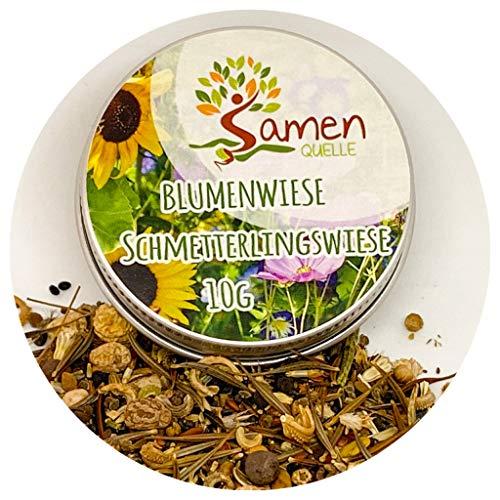 Blumenwiese / 10g Schmetterlingswiese...