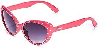 Kids Girl's Printed Cat Eye Sunglasses