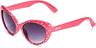 Kids Girl's Printed Cat Eye Sunglasses