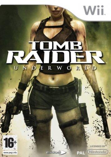 Eidos Tomb Raider Underworld - Juego (Nintendo Wii, Acción / Aventura, M (Maduro))