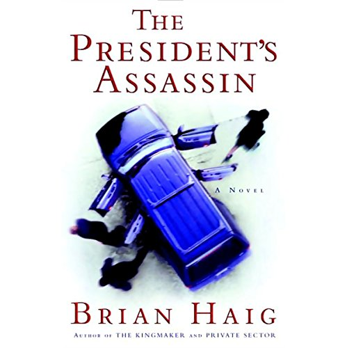 The President's Assassin audiobook cover art