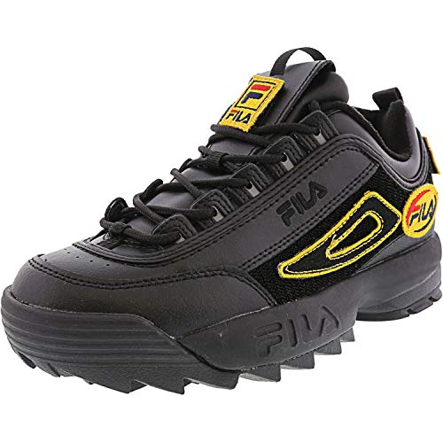 Fila Sneakers Women's Disruptor Patches Black 8