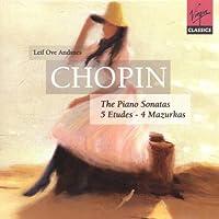 Chopin: The Piano Sonatas, 5 Etudes, 4 Mazurkas by Leif Ove Andsnes (2000-02-01)
