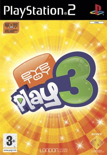 EyeToy Play 3 (ohne Kamera) (PS2)