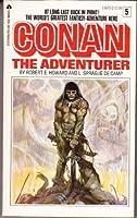 Conan the Adventurer 0441118585 Book Cover
