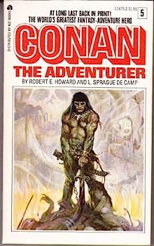 Conan the Adventurer - Book  of the Conan the Barbarian