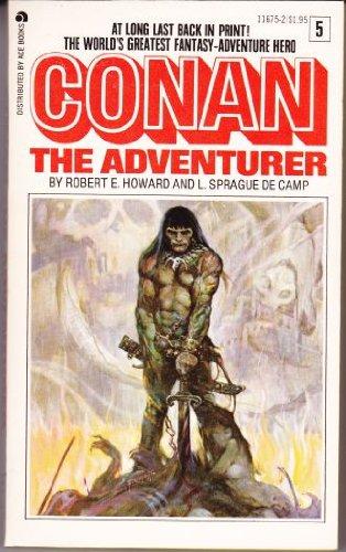 Conan the Adventurer (Volume 5) 0441116752 Book Cover