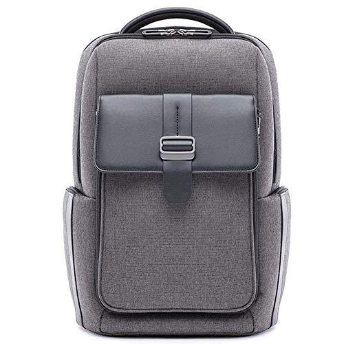 ZXL multifunctionele rugzak voor heren, business reistas - laptoptas - donkergrijs 30cm*14cm*40.5cm dark gray
