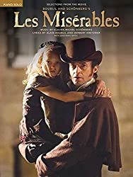 Les Miserables: Selections from the Movie piano solos