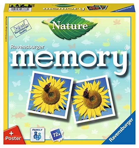 Ravensburger - Memory Naturaleza Ravensburger 26633